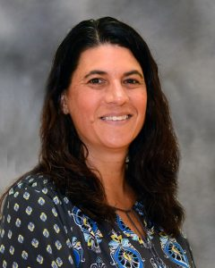 Photo of Park Middle School Principal, Charlotte Everts